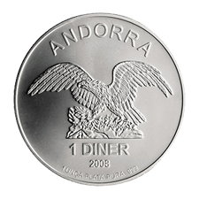 vergelijk zilveren munten